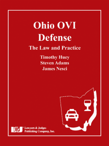 Ohio OVI Defense Book