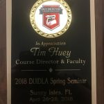 DUIDLA - Plaque Attorney Tim Huey