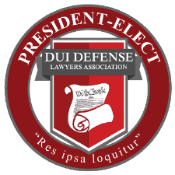 DUI Defense Lawyer Association President Tim Huey