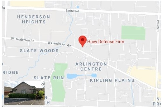 Huey Defense Firm Columbus Criminal Defense